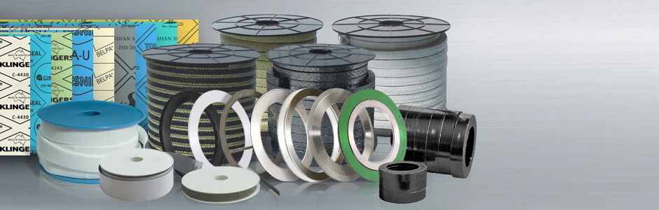 Manufacturer of Spiral Wound Gaskets